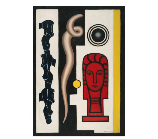 Fernand Legér. Utropspris 22 200 000 SEK. Sotheby's