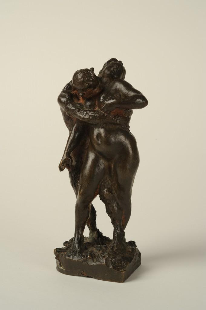 Faune et Nymphe, 1895, image ©Zornmuseet