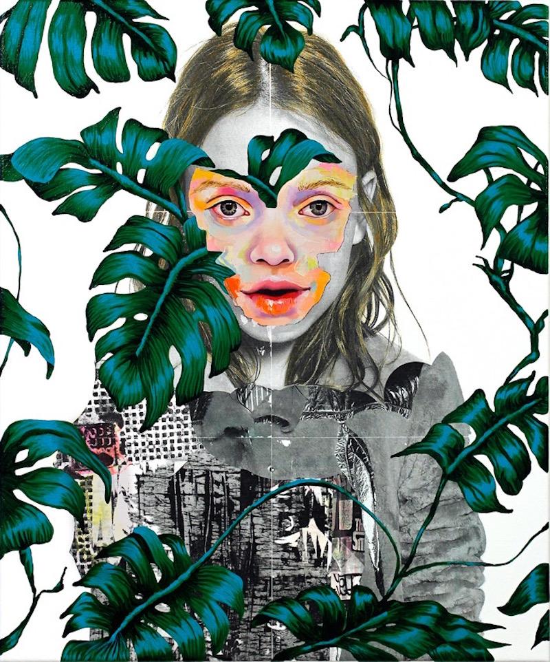"Galleri Lohme, AM DeBrincat, ""Daydreamer"", 61 x 51 cm, 12 000 SEK"