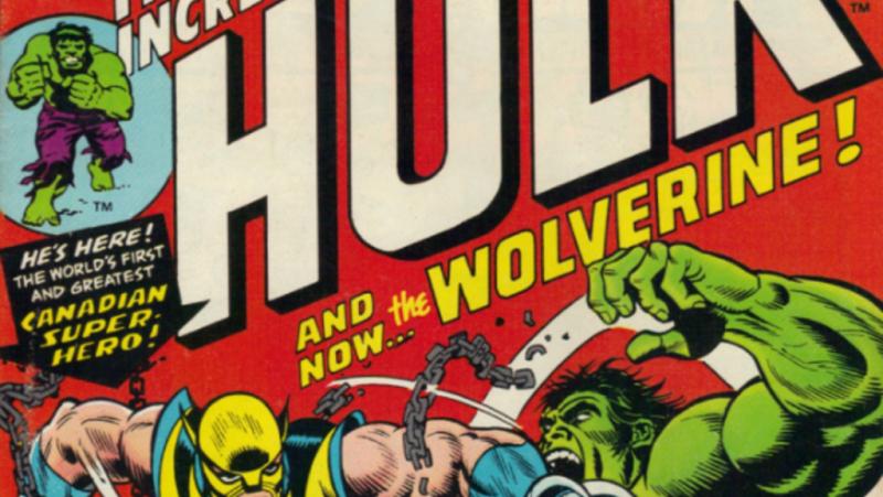 Primera aparición de Wolverine