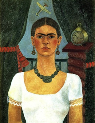 Autoportrait, 1929 Collection privée Image via artyfactory.com