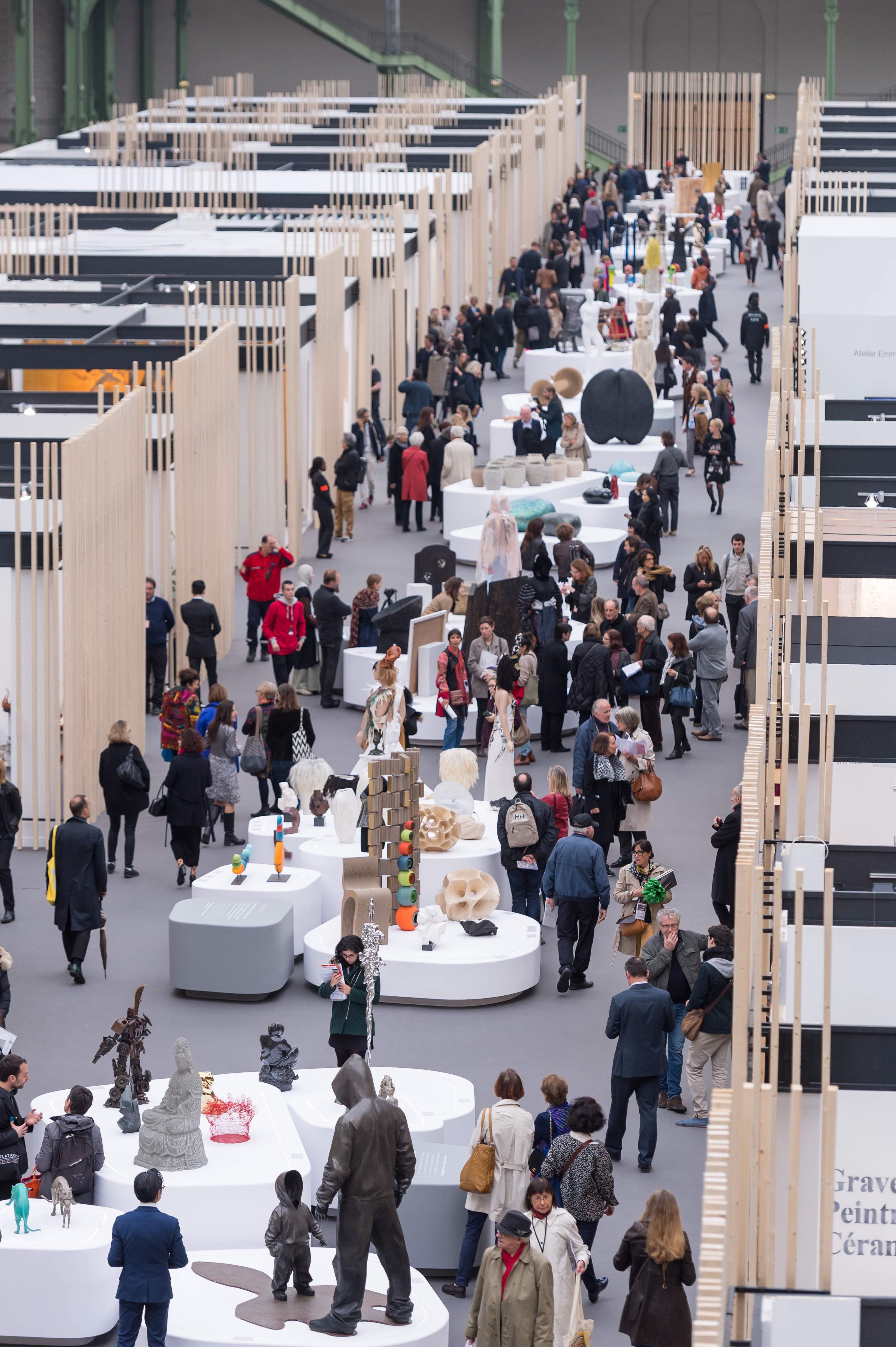 Exposition « Le Banquet », image © PHOTOPROEVENT