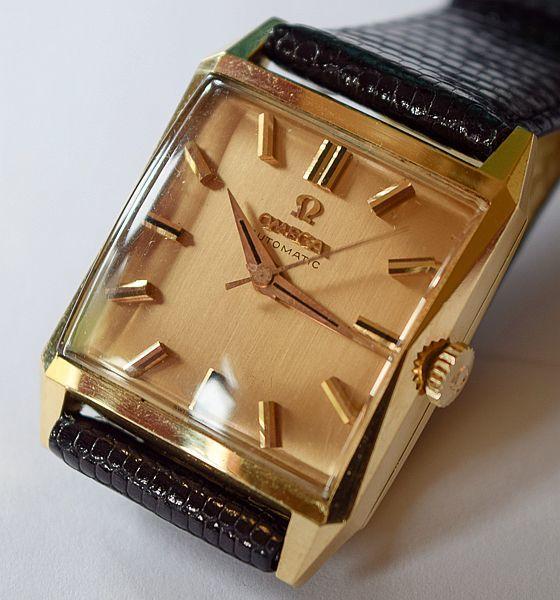 Vintage klocka Omega pris