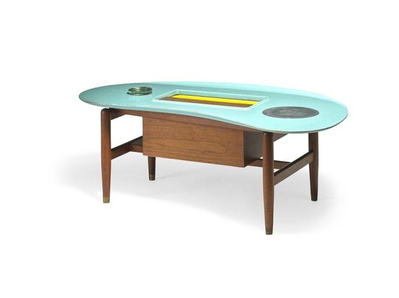 Esta mesa es una verdadera rareza para coleccionistas y museos internacionales