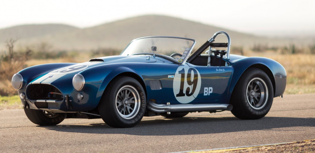 Shelby Cobra, CSX 2000 圖片: RM Sotheby's