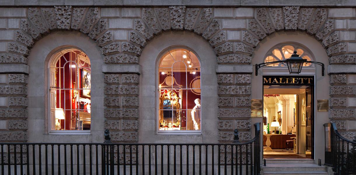 La Galerie Mallett à Londres