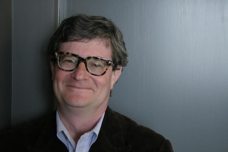 David Neuman. Bild från Magasin III