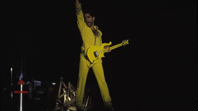 Prince à l'Open Air SCG Show de Sydney, Australie Credit image: Patrick Riviere/Getty Images