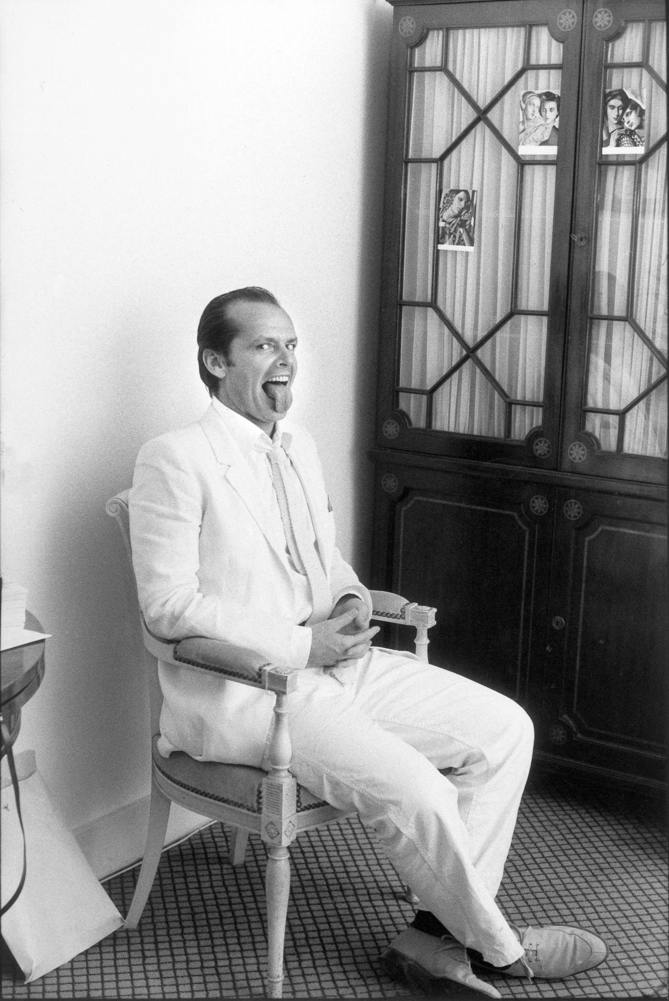Michou Simon Jack Nicholson, 1981 2 200 €