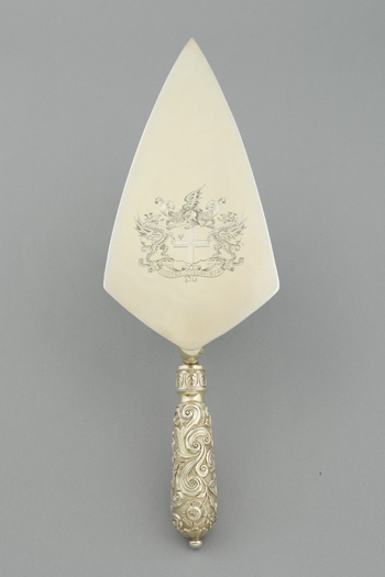 Tårtspade-Silver-Auctionroom