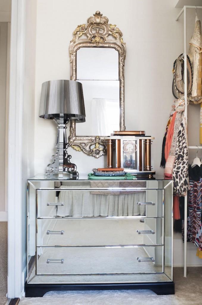 Detalle dormitorio de Anna Bodin