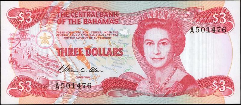 BAHAMAS Dólares