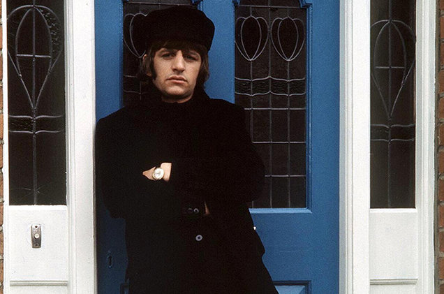 Ringo Starr in Help! 1965 Image via Billboard