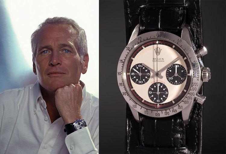 Paul Newman y su Rolex Daytona