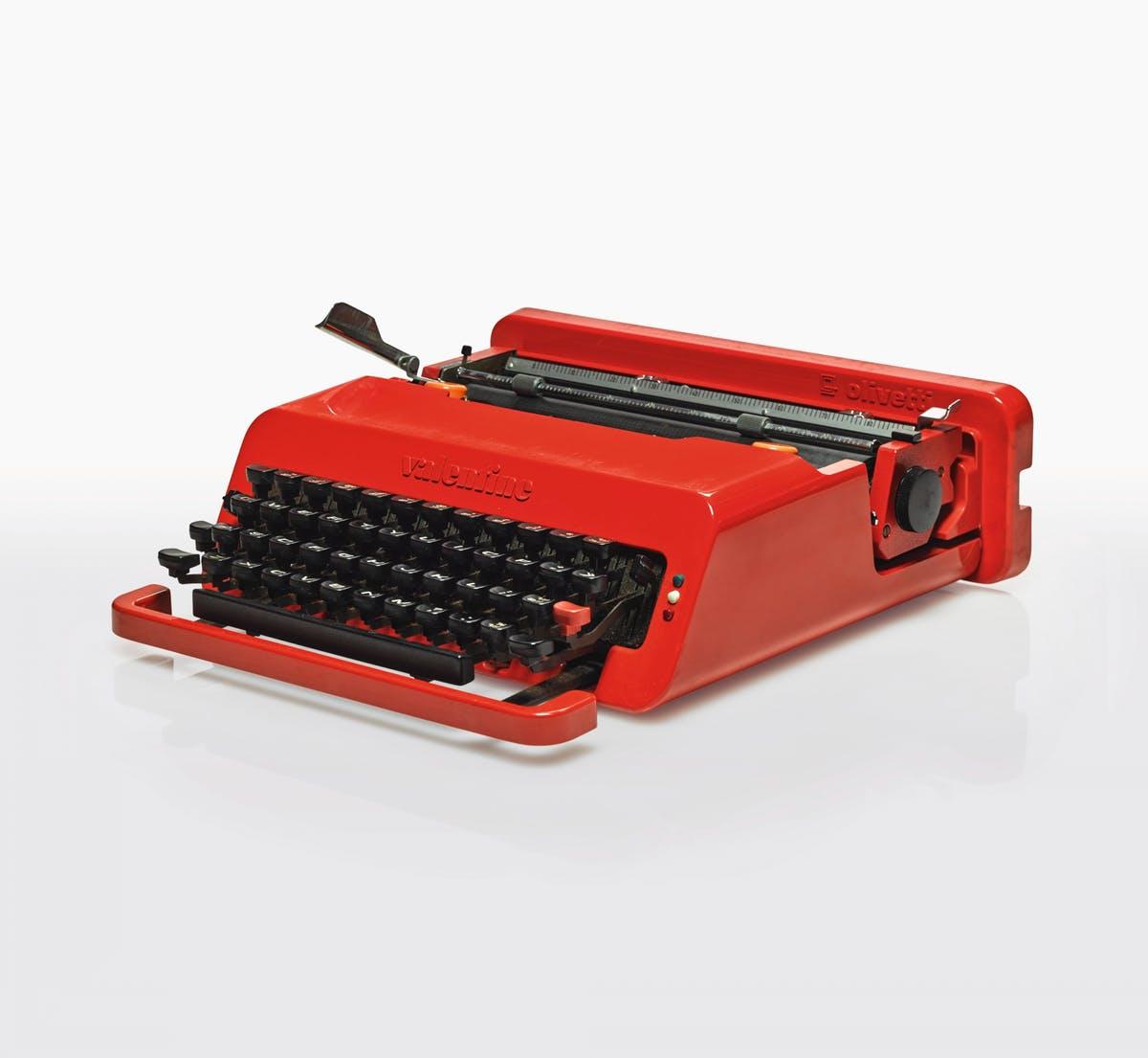 vintage skrivmaskin