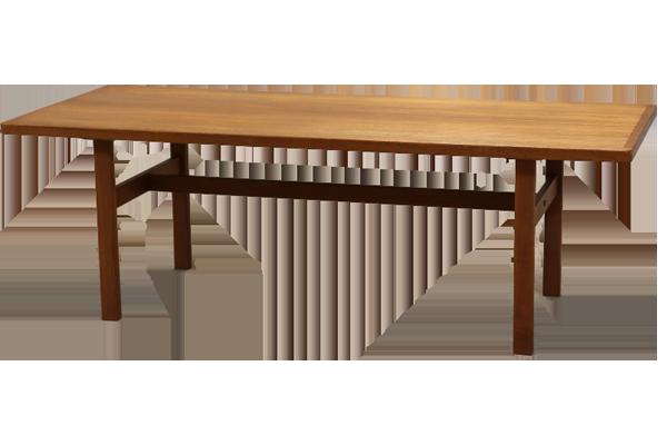 Soffbord, teak, Auktionsbyrån Effecta. Utropspris: 600 kronor.
