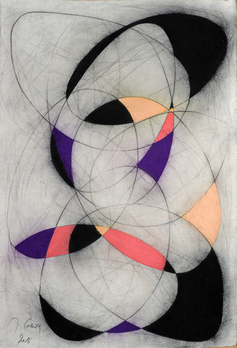 Michel Cornu - Untitled, 2016 | Lise Braun Collection