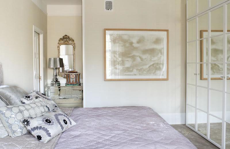 Dormitorio de Anna Bodin