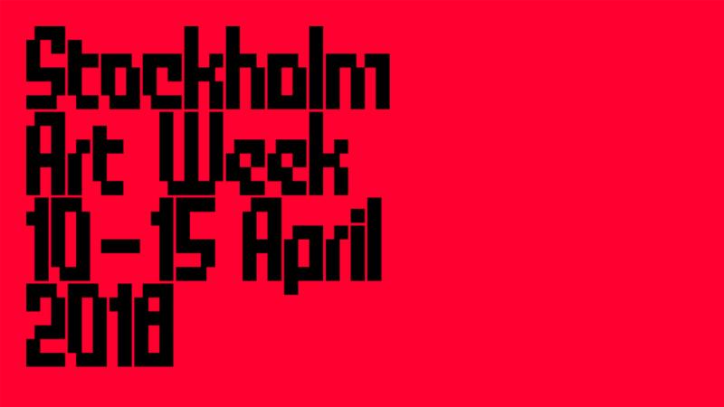 stockholm artweek