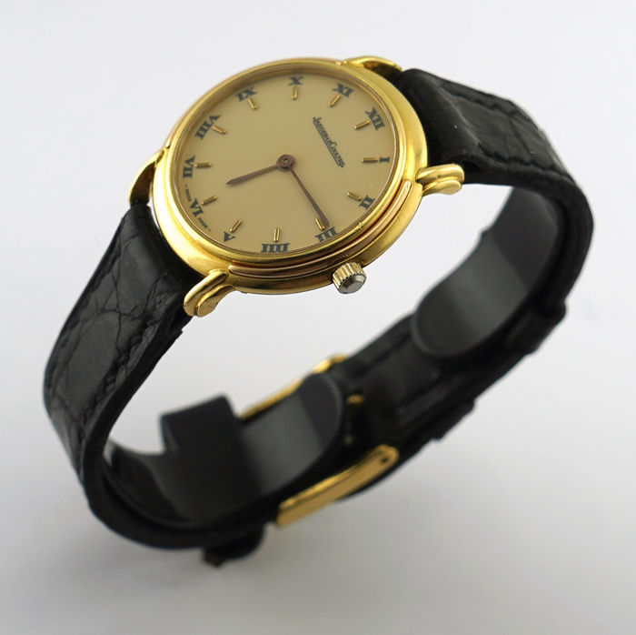 JAEGER-LECOULTRE. Odysseus Automatic in oro (2000-2010)