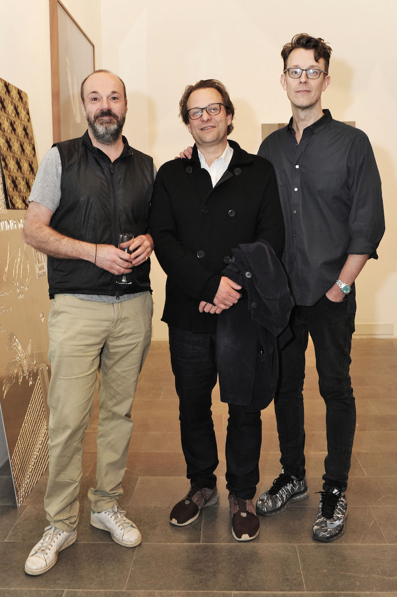 Joakim Geiger, Daniel Birnbaum, Michael Elmenbeck