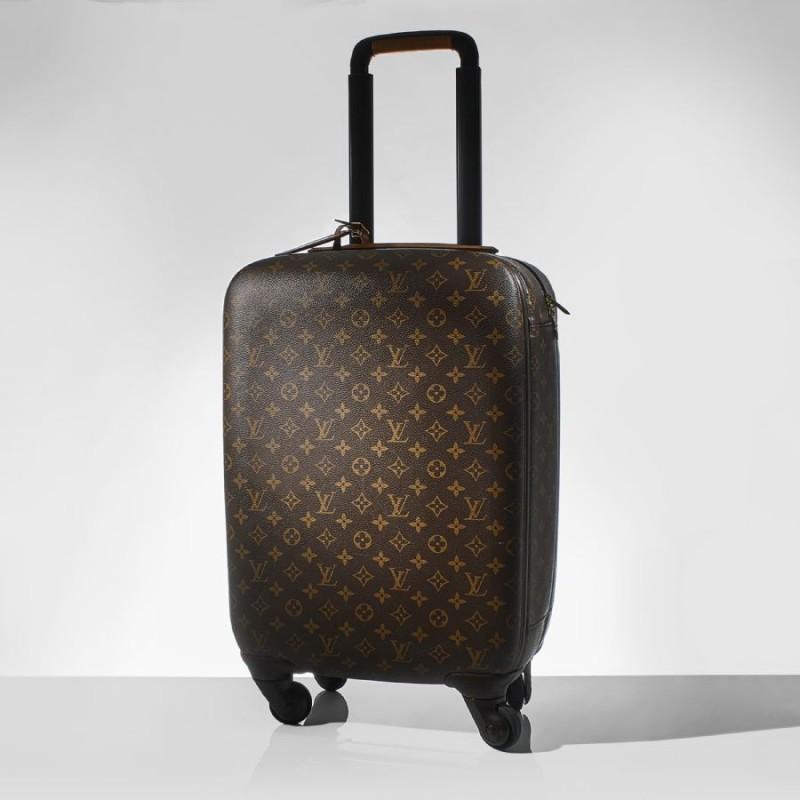 Louis Vuitton, resväska. Foto: Metropol.
