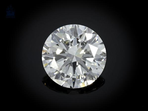Diamante da 3.05 ct. Foto: Cortrie
