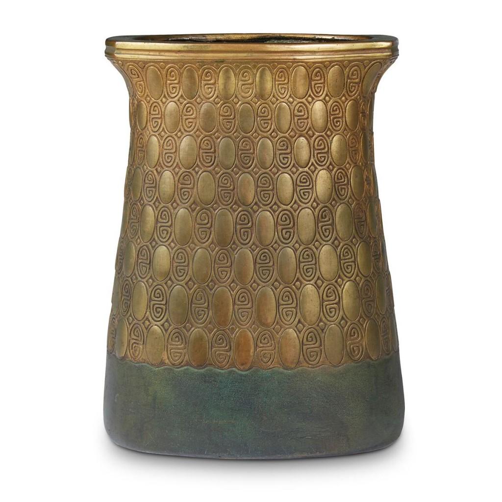 Gustav Gurschner vase