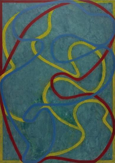 Brice Marden Elements (Hydra), 1999-2000/2001 Prix réalisé: $9,237,000