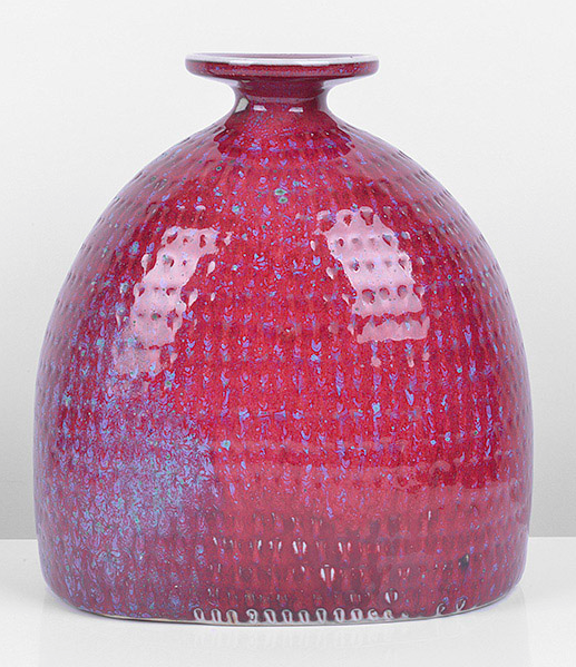 STIG LINDBERG (Swedish, 1916-1982) AR Bottle Vase