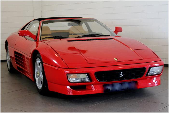 Ferrari 348 GTS - 1993
