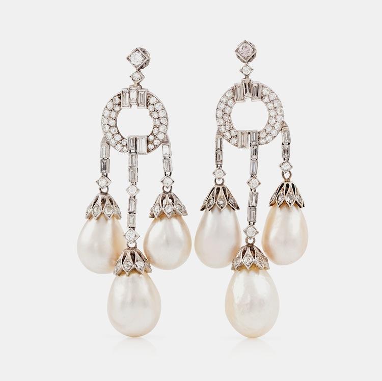 Internationella trenden lockar köpare att betala enorma belopp för pärlor idag. Försäljningen på Bukowskis gav mersmak