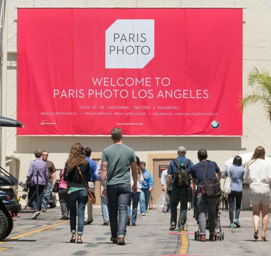 Paris Photo Los Angeles, Entrée principale, 2014