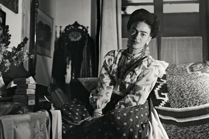 Frida Kahlo | Foto: ©thecut.com