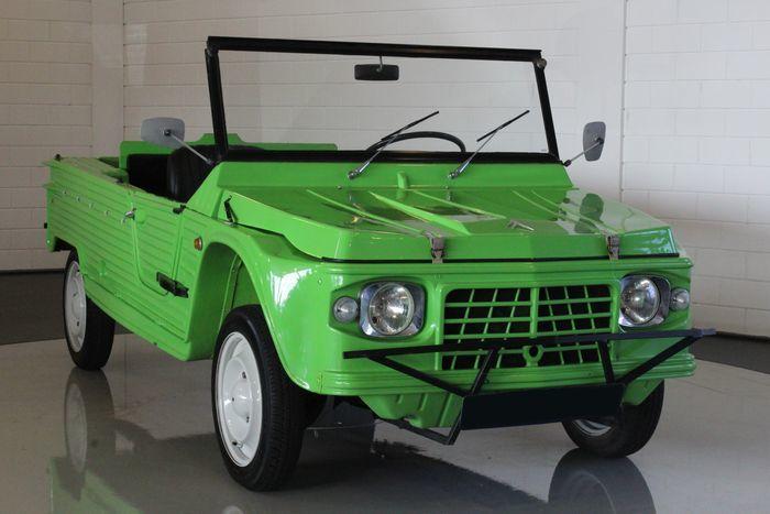 Citroën - Méhari Convertible - 1976