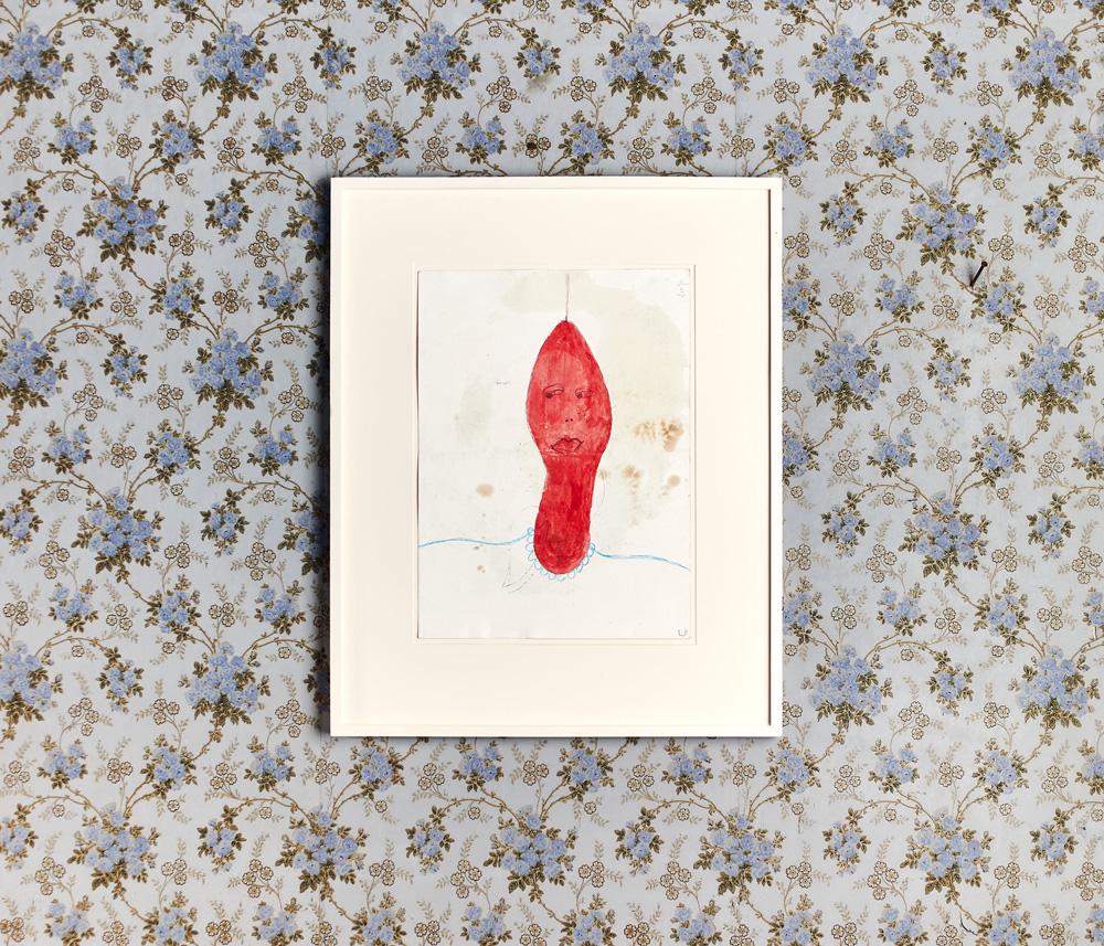 Louise Bourgeois, Untitled, image ©Uppsala Auktionskammare