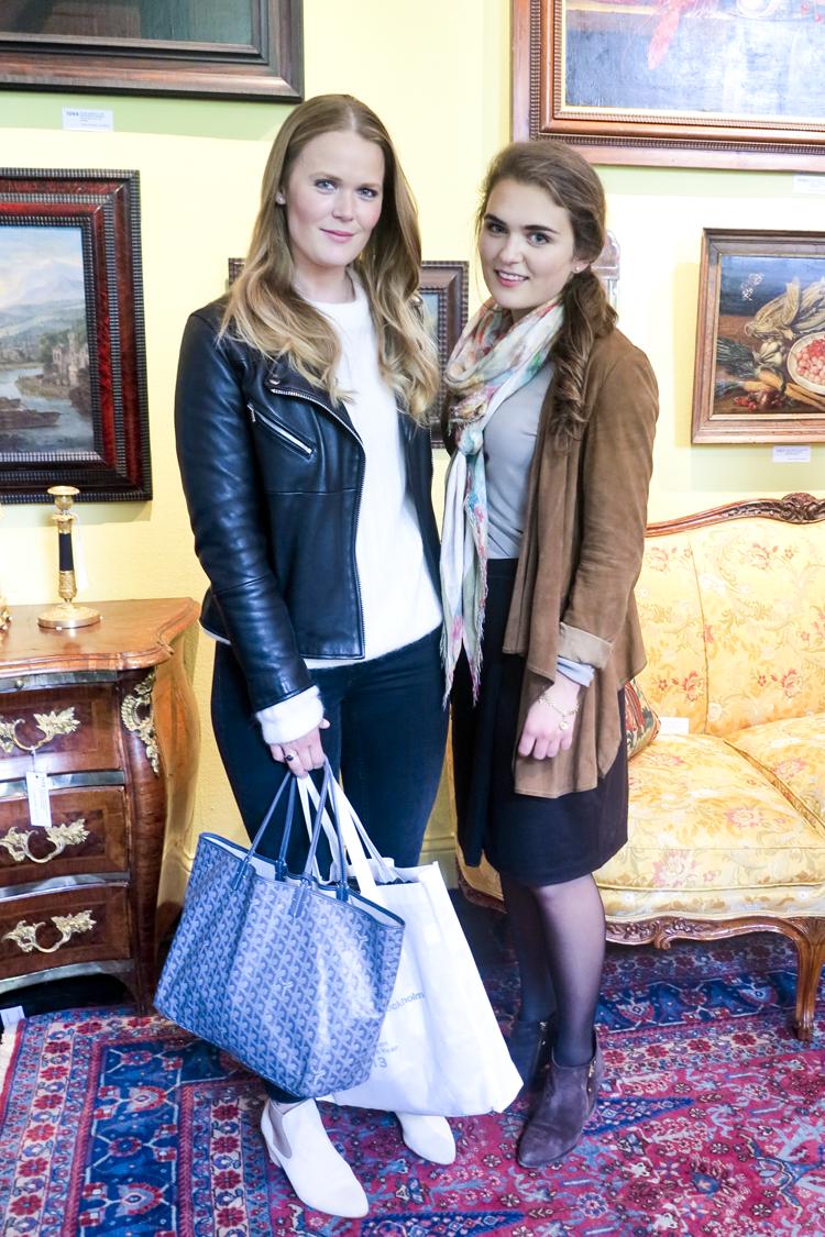 Charlotte och Amelie