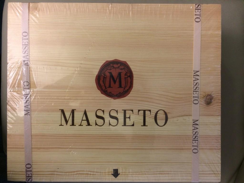 Masseto 2010, 3 Flaschen Startpreis: 2.100 EUR