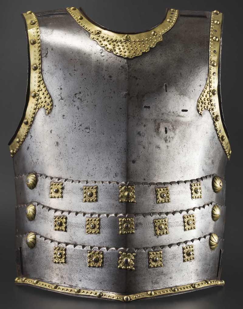 Harnesk från 1600-talets Polen. Utrop: 15.000 EUR