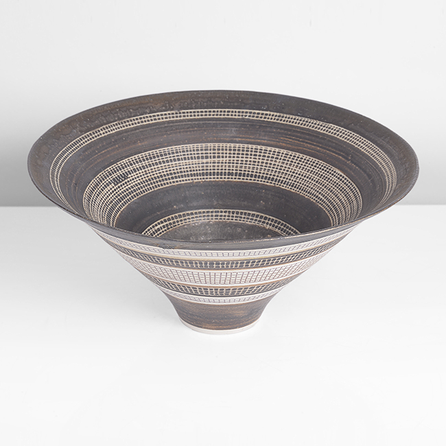 Lucie Rie, 'Conical Bowl', c. 1975. Photo: Maak
