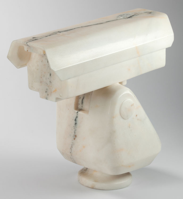 Ai Weiwei (b. 1957) Surveillance Camera, 2010 Image via Heritage Auctions