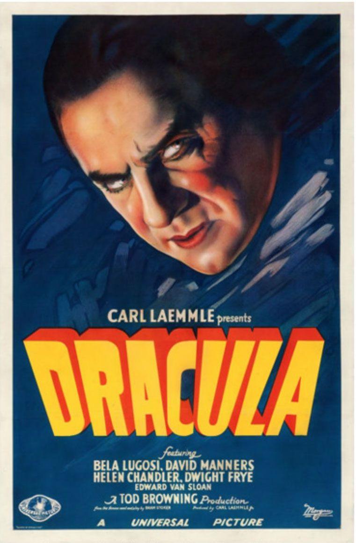 Poster de Dracula, 1931
