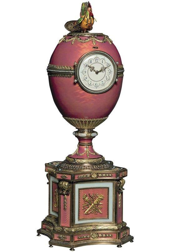 L'oeuf Rothschild Fabergé
