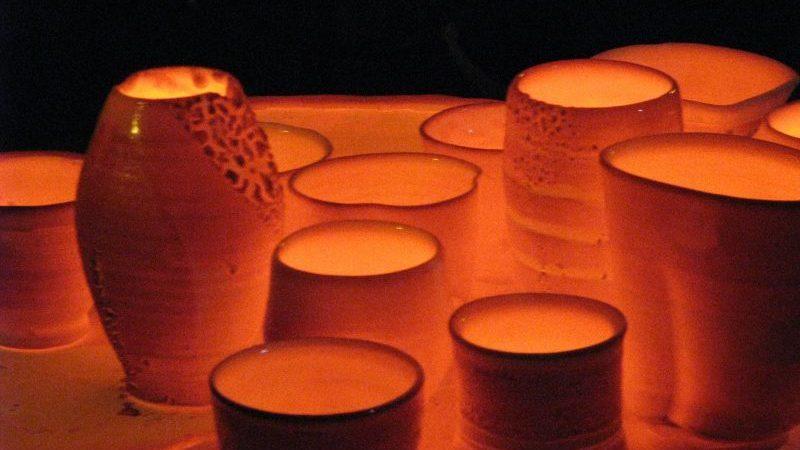 Horno cerámica