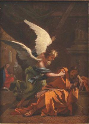 Rêve de San José', de Francisco de Goya Image ARTCLAIM