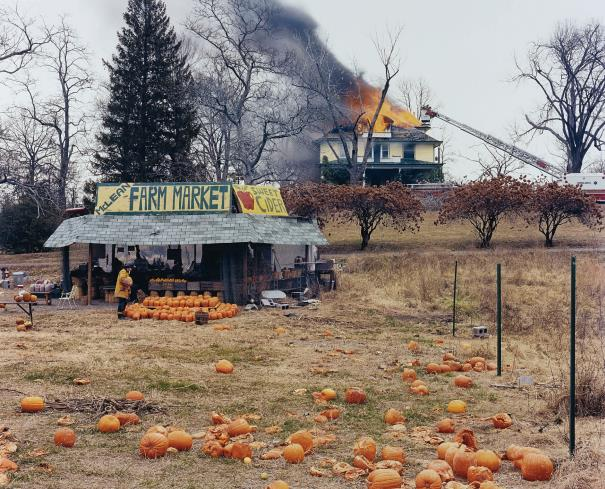 Joel Sternfeld, McLean, Virginia, December 4 , 1978 Phillips