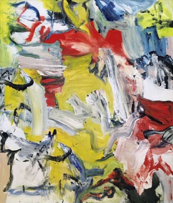 Willem de Kooning, Untitled XXI (1976) Bild via Sotheby's