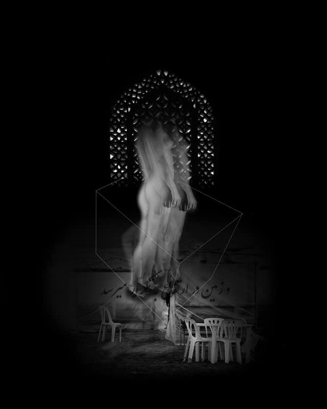 Yorsa Mojtahedi, image via Art Up!