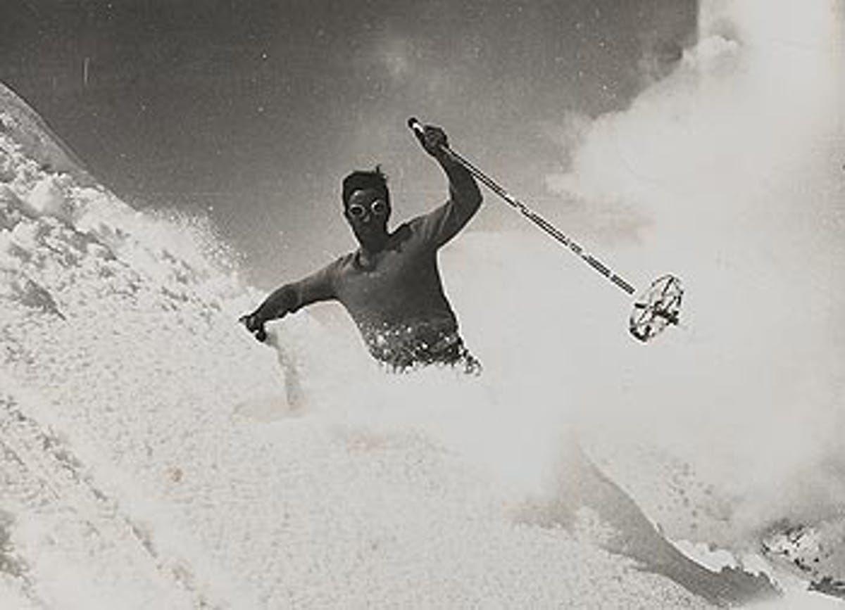 Carlo Mollino, photograph, Italy ca. 1938, image Wright.