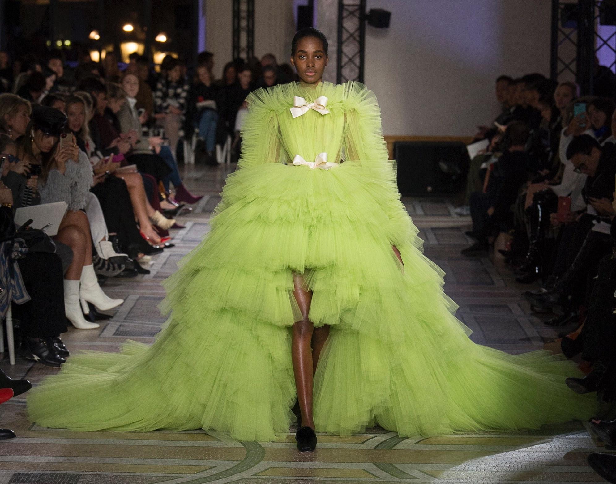 Giambattista Valli Haute Couture s/s 18